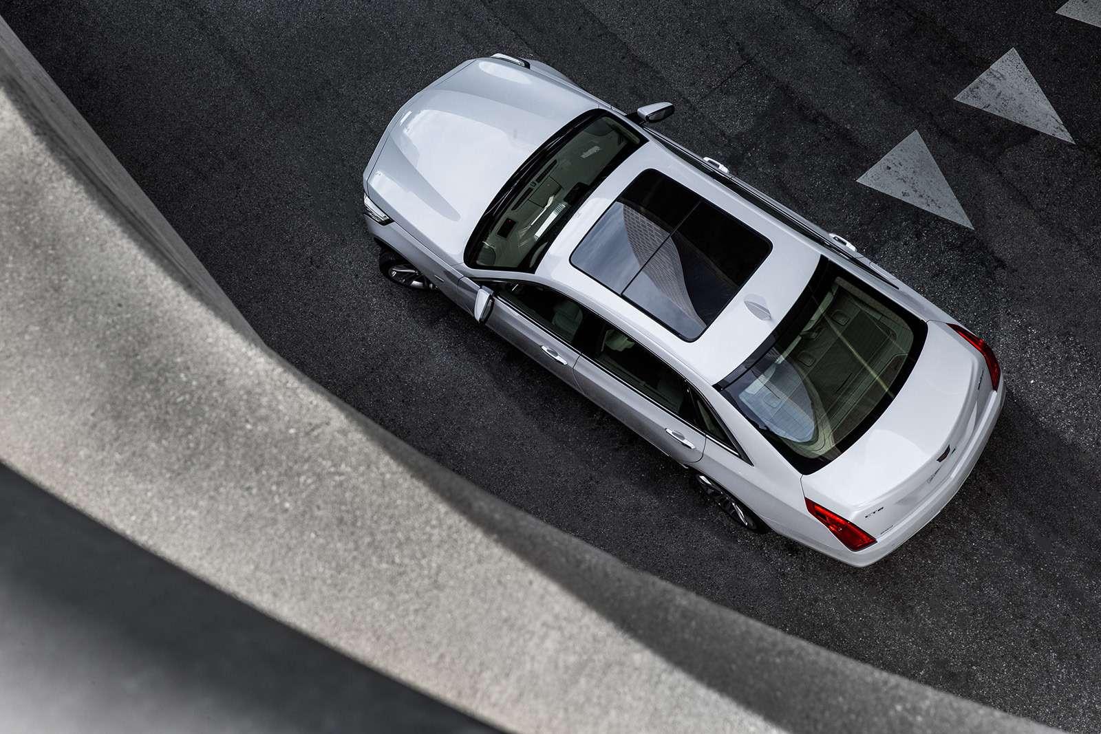 Флагманский седан Cadillac: цены икомплектации вРоссии— фото 823437