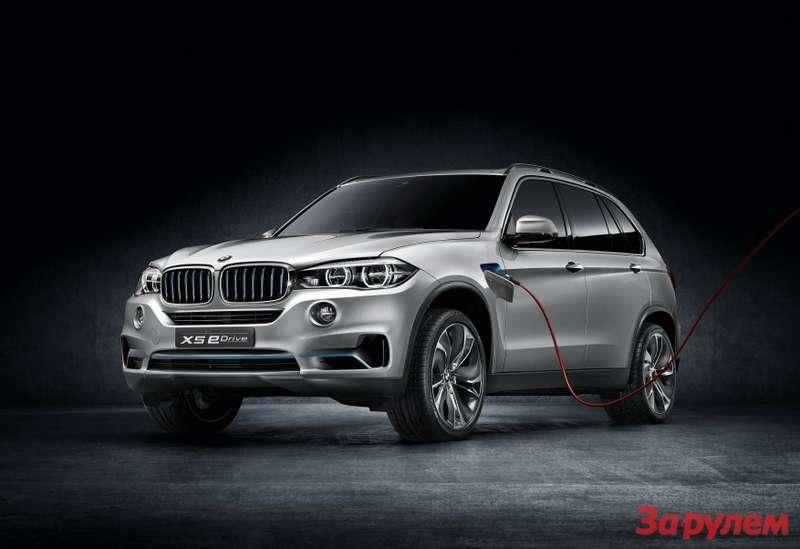 BMWeDrive