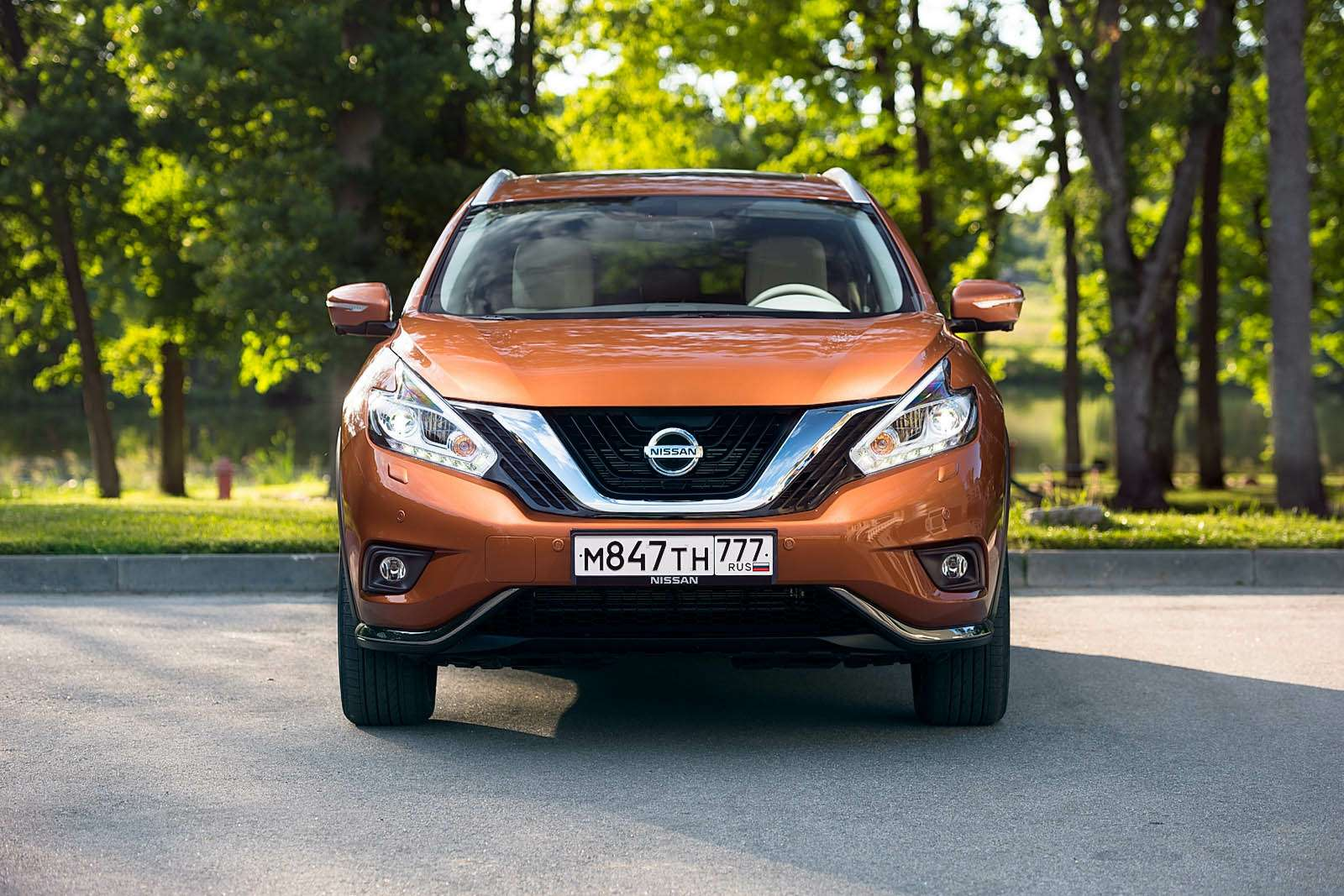 Оператив ЗР: первый тест-драйв кроссовера Nissan Murano— фото 610733