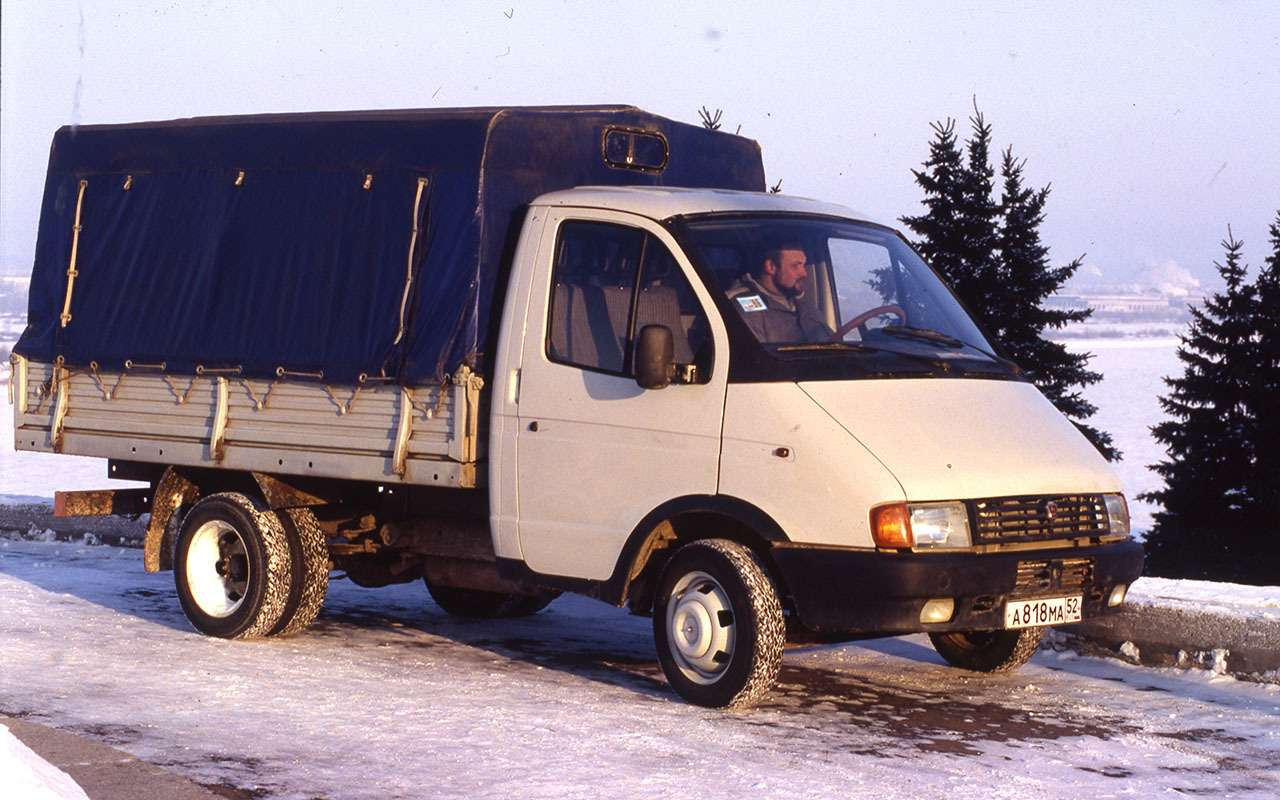 Мотор V12с автоматом— были итакие грузовики вСССР!— фото 1033958