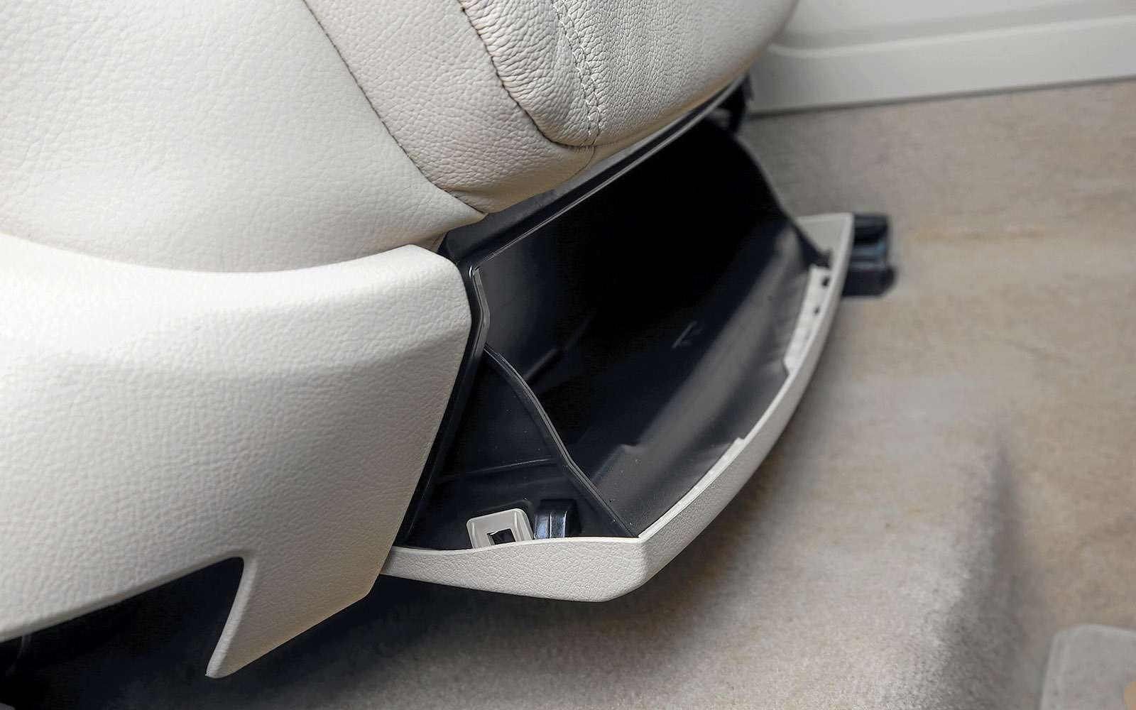Новый Nissan Murano против конкурентов: длинные рубли— фото 691729
