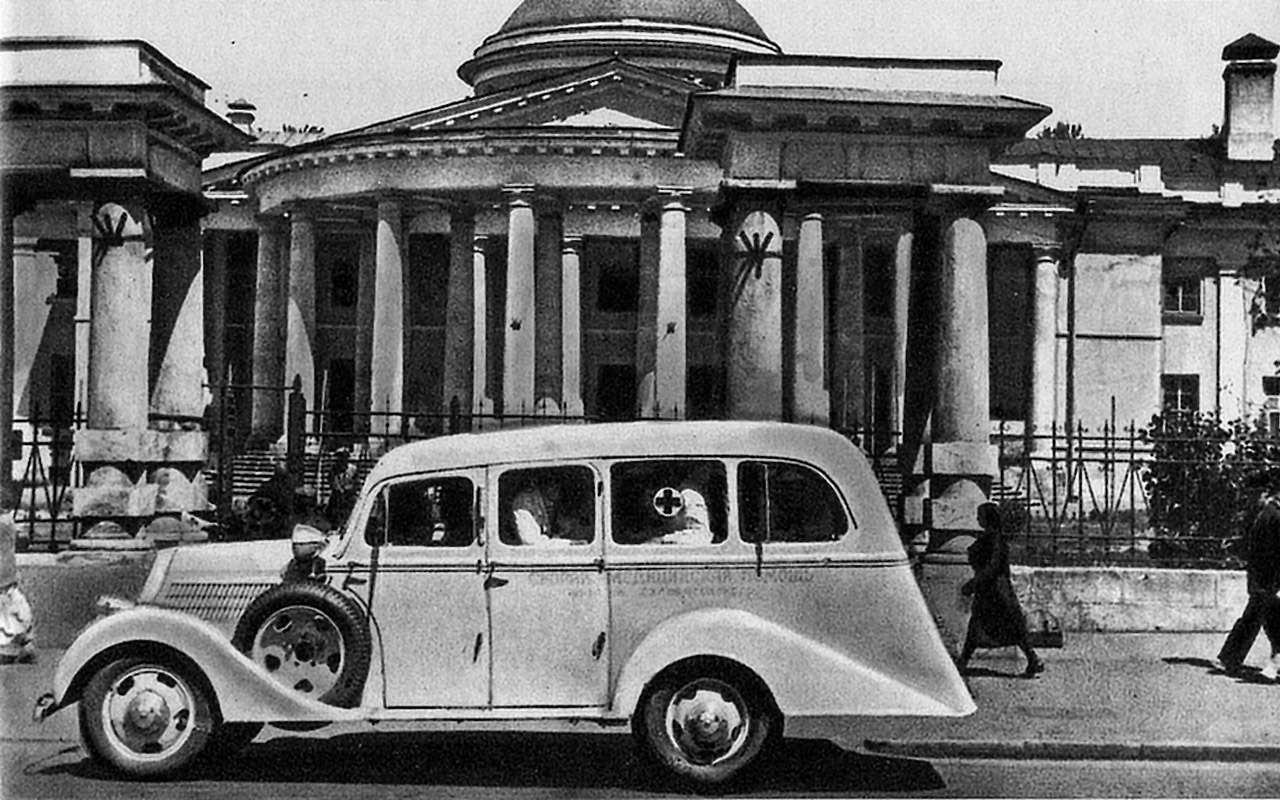 Гибрид УАЗа сГАЗом идругие малоизвестные серийные автомобили СССР— фото 933345