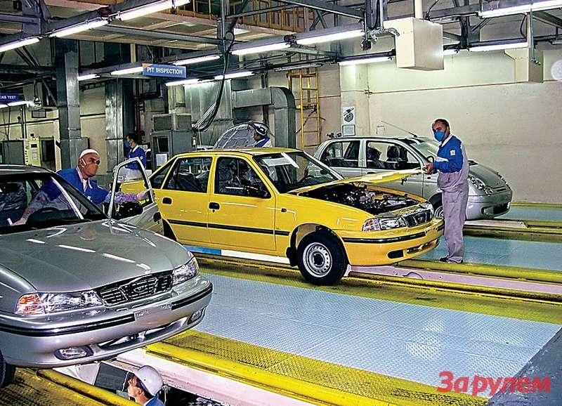 Даэто иненужно, ведь завод выполняет социальную функцию— снижается уровень безработицы вобласти.