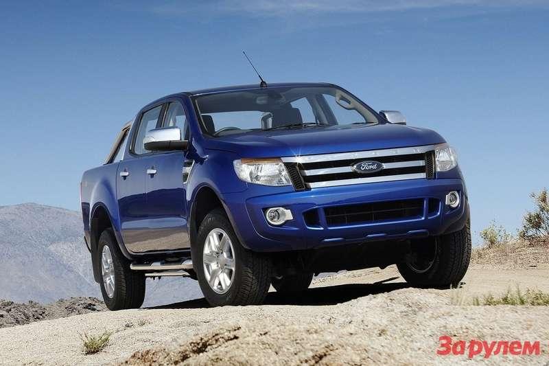 Ford Ranger 2012 1600x1200 wallpaper 01