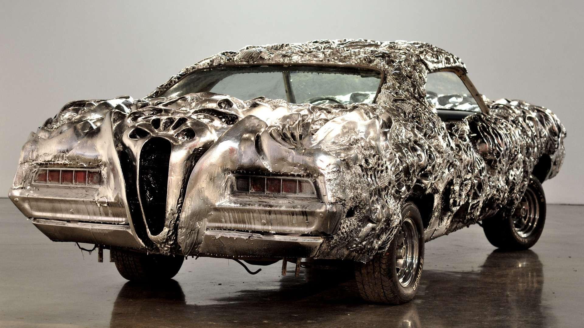 Автомобиль-ужас из3D-принтера: распечатал ипродал— фото 695692