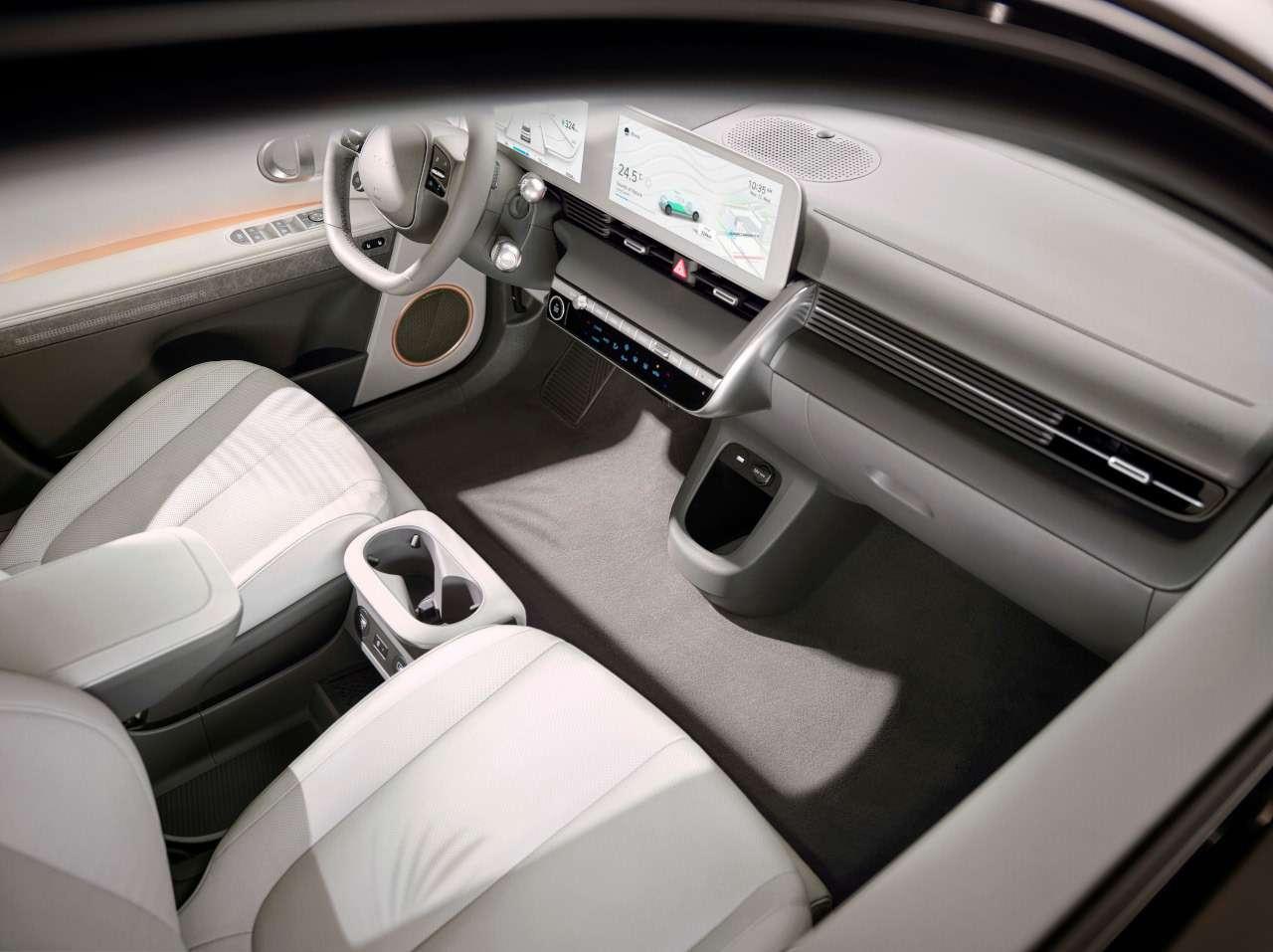 Hyundai Ioniq 5: мировая премьера кроссовера— фото 1225878