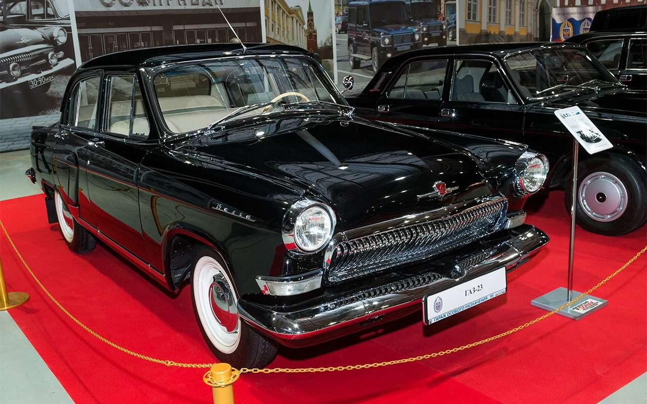 Самые редкие серийные автомобили СССР— фото 868838