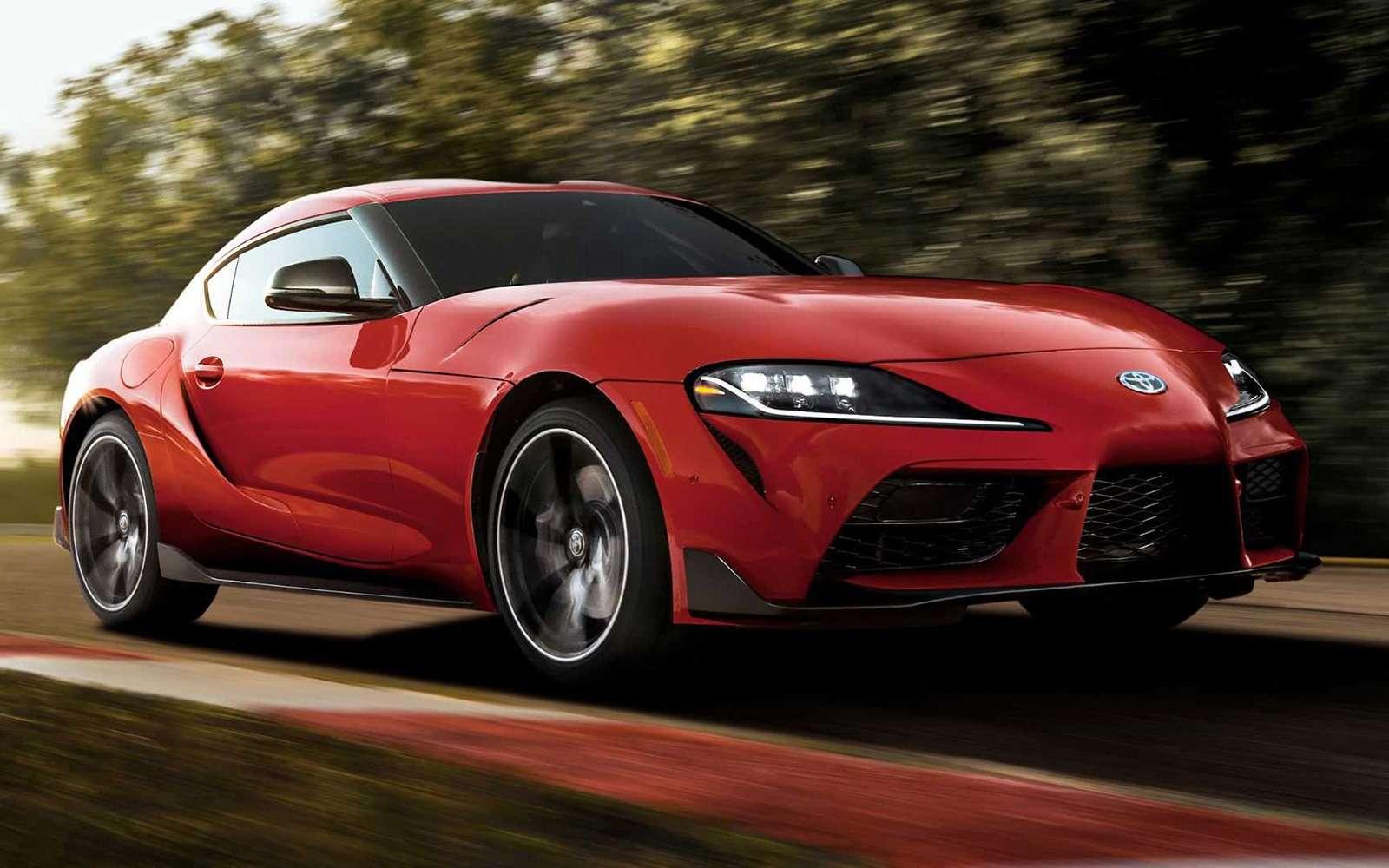 Новая Toyota Supra: еебудут продавать ивРоссии!— фото 940162