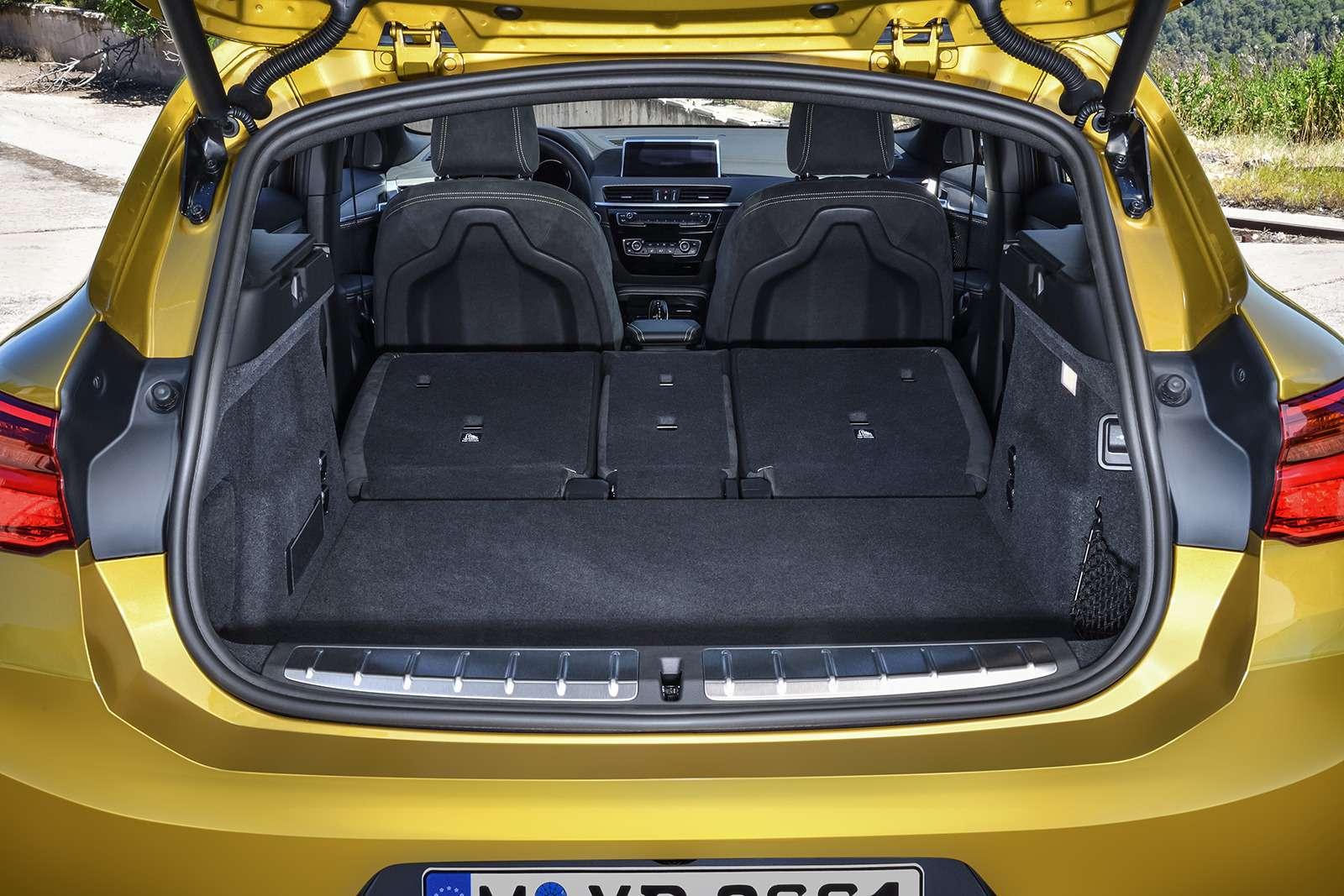 BMWрассекретила российские цены накроссовер X2— фото 809823