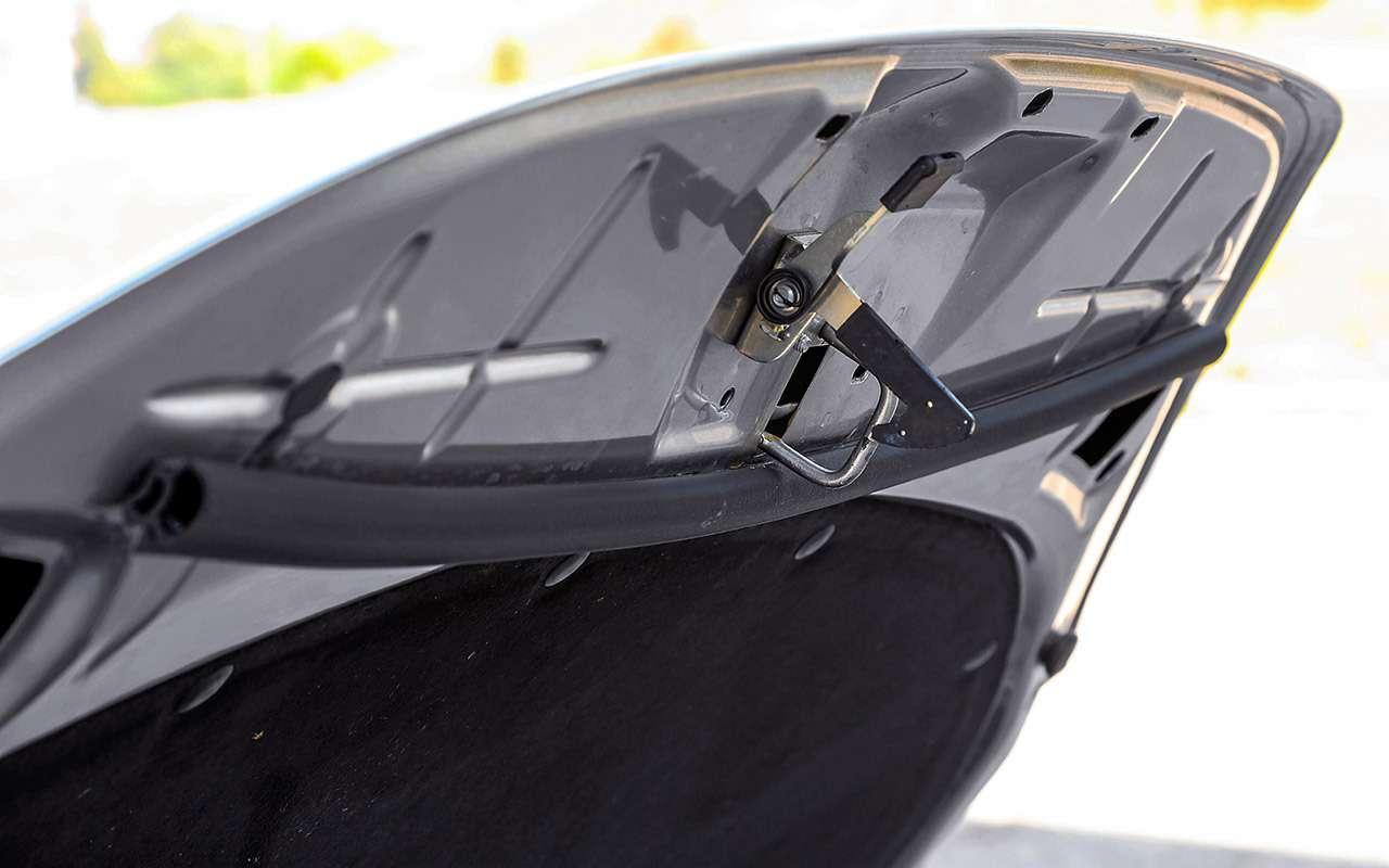 Большой тест обновленных бюджетников: Лада Гранта против Renault Logan— фото 914256