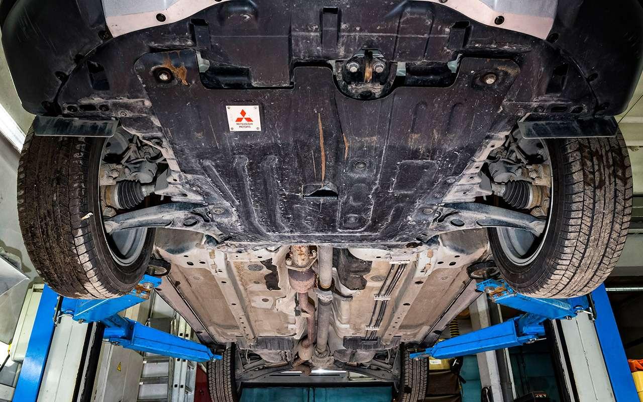 Большой тест кроссоверов: Nissan Qashqai, Mitsubishi ASX иSuzuki SX4— фото 978179
