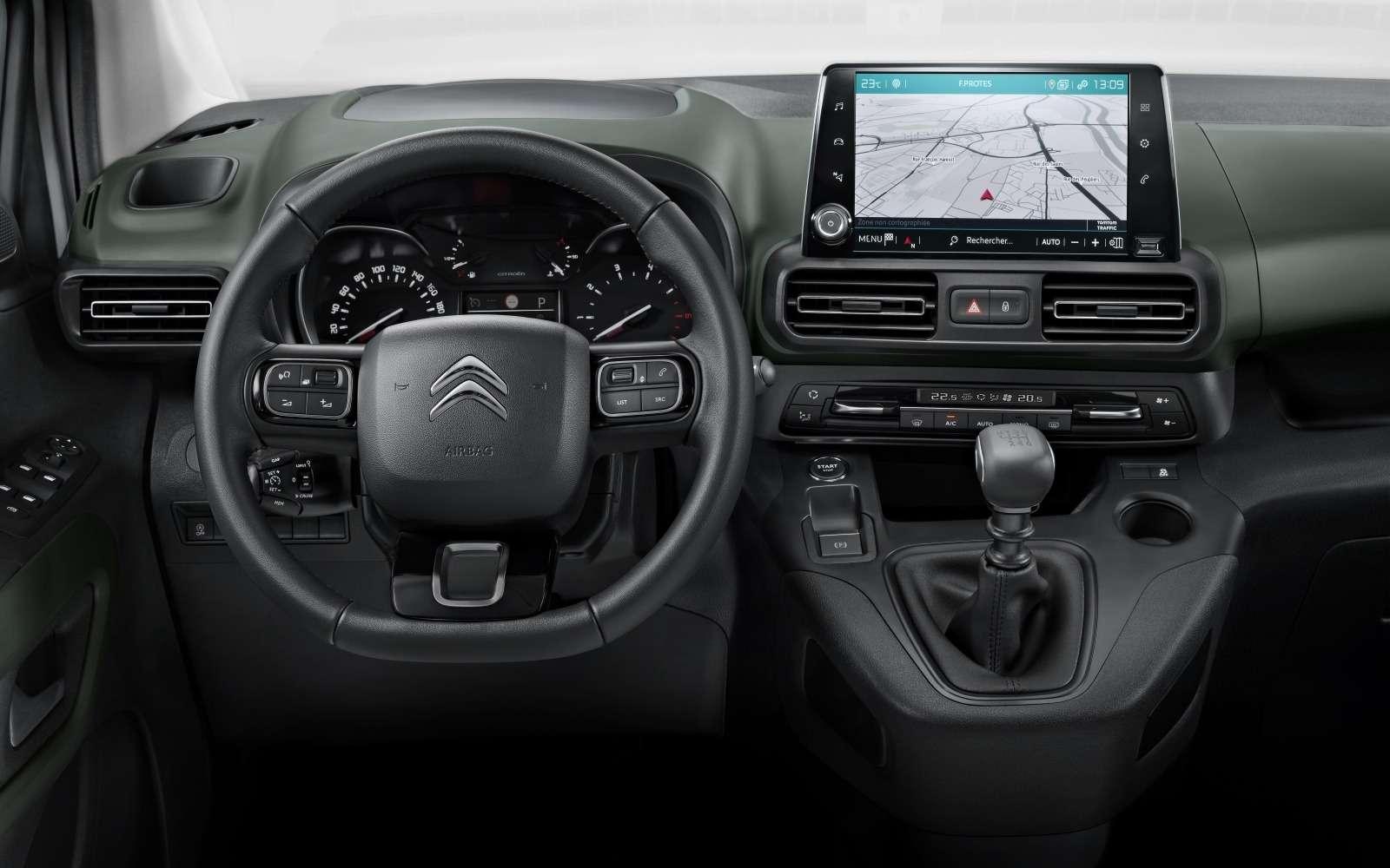 Новый Citroen Berlingo: полноценный минивэн!— фото 845337