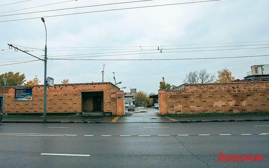 Последам московского автопрома: от«Бромлей» до«Москвича»— фото 260357
