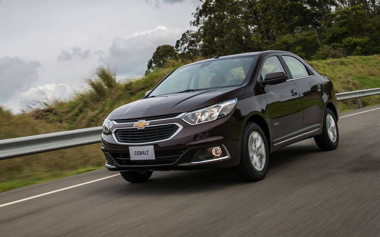 9 крутых моделей Chevrolet, которых не купить вРоссии— фото 904284