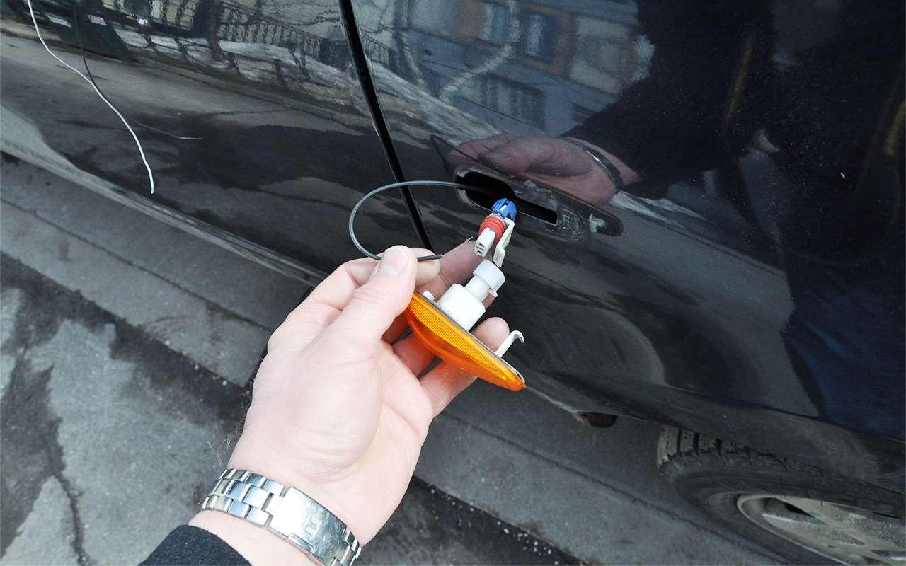 5 лайфхаков: как попасть всвою машину без ключей— фото 860300