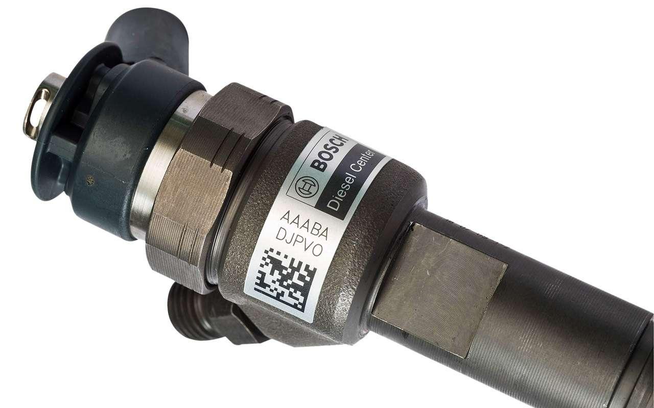 Всеоремонте топливных систем дизельных двигателей. Исследование ЗР— фото 915691