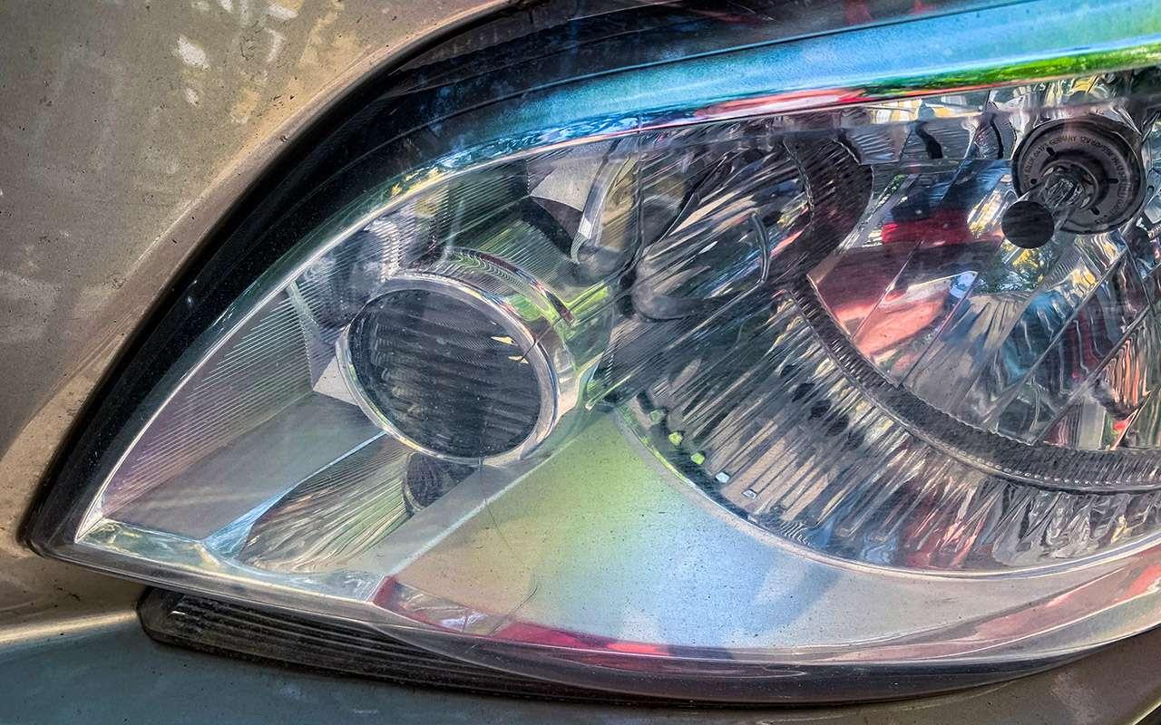 Chevrolet Cobalt после 121 000 км - список проблем - фото 1164504