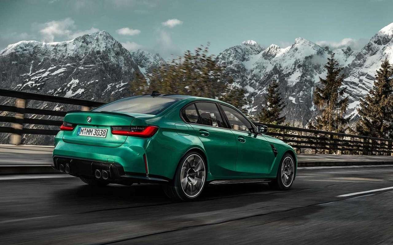 Новые BMW M3и M4и тюнинг дляних— фото 1170387