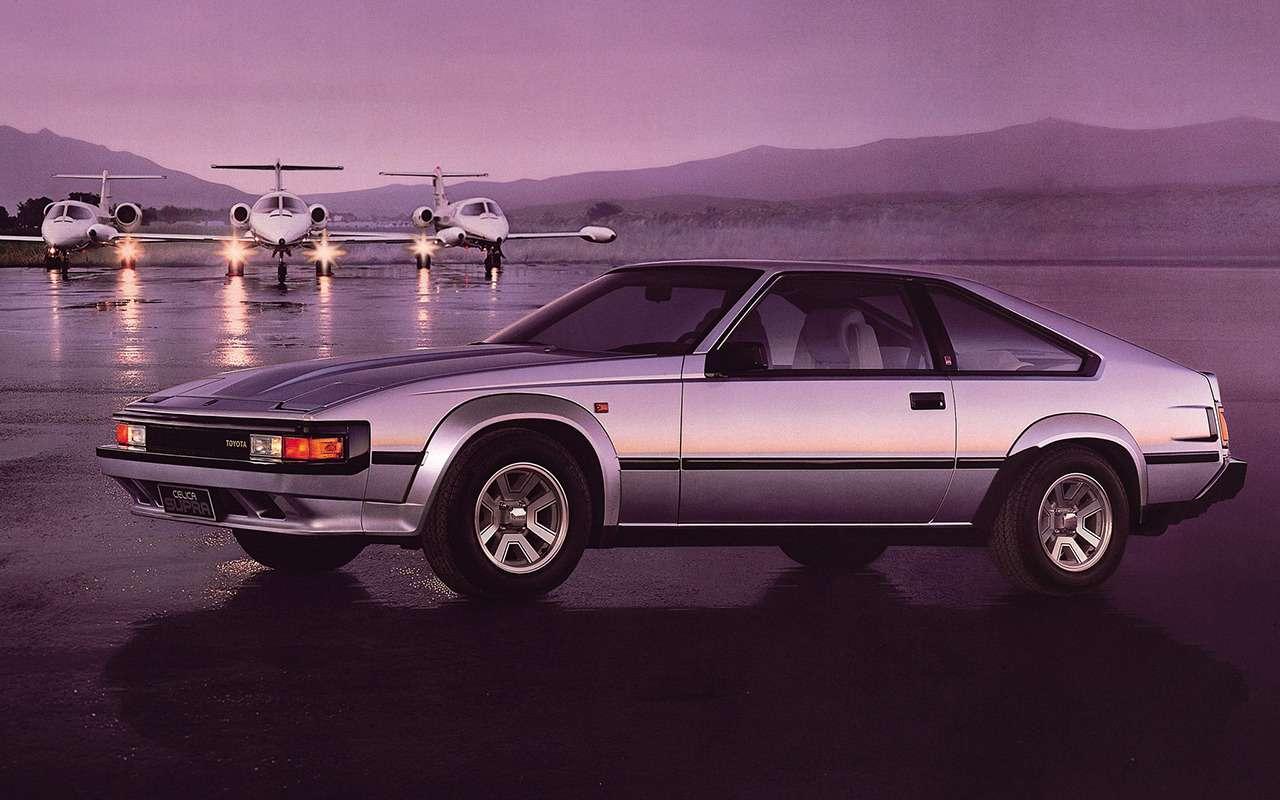 Старая-новая легенда Toyota: теперь сначинкой отBMW— фото 978511