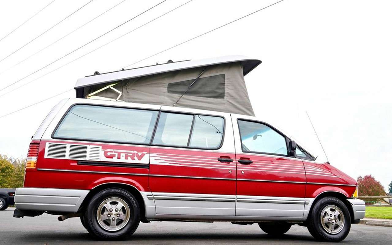 Ретрокемпер Ford: можно неплохо сэкономить— фото 1080143
