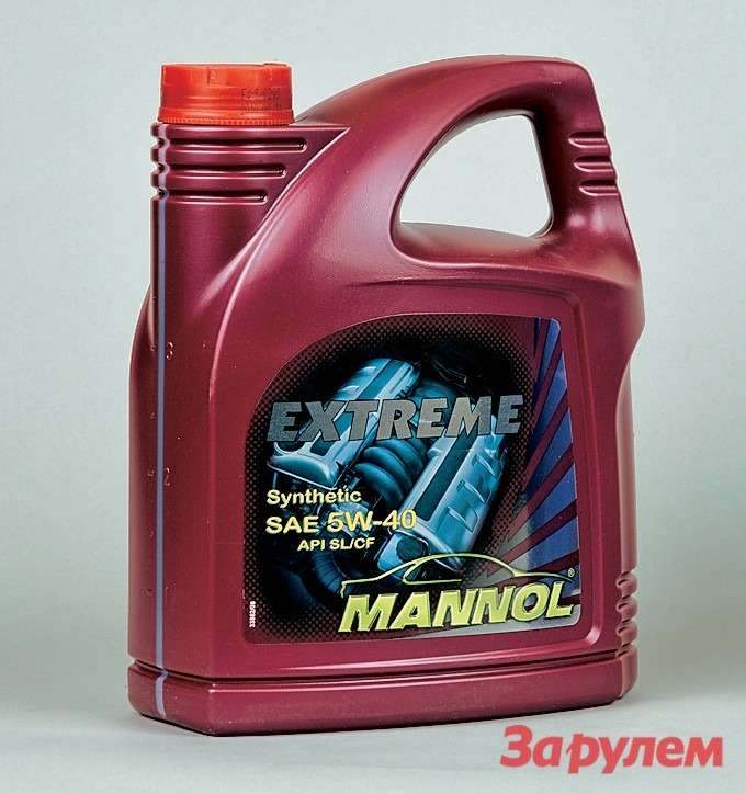 MАNNOL Extreme Synthetic