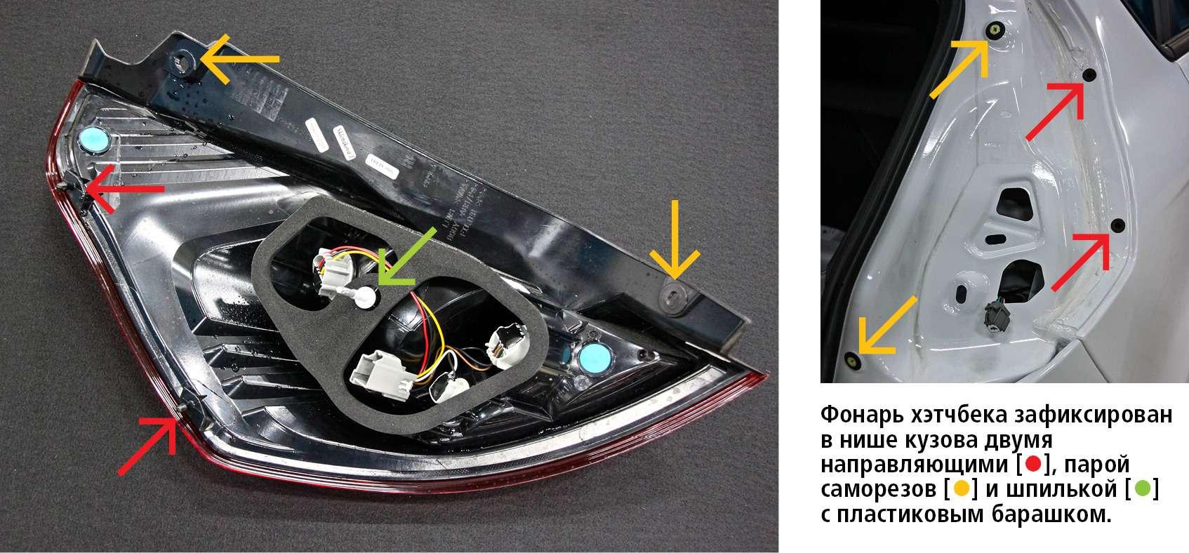 Ford Fiesta: проверка наремонтопригодность— фото 610323