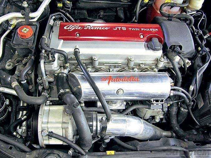 Alfa Romeo 159: Алледжерита— фото 91646