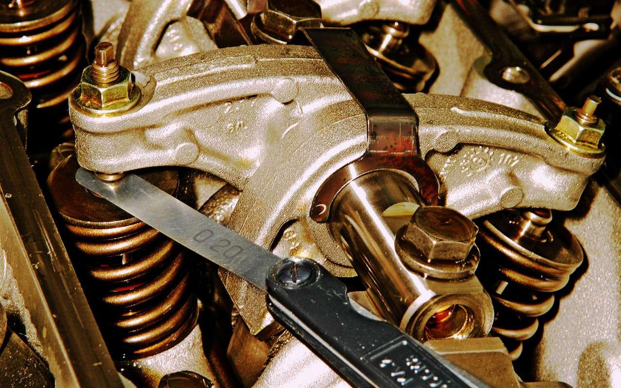 Промывка двигателя при замене масла: напользу или вовред?— фото 710572