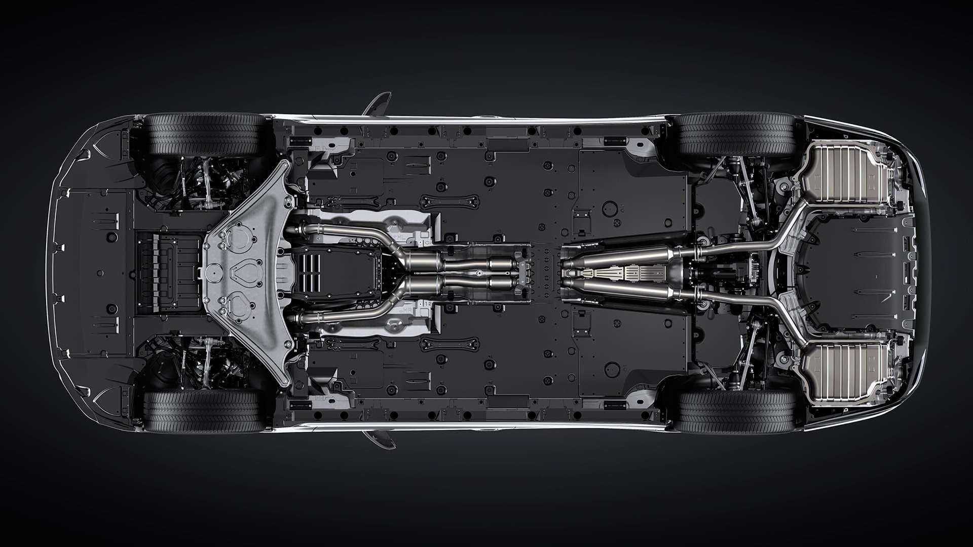 Проглотить S-класс: вДетройте дебютировал новый Lexus LS— фото 690278