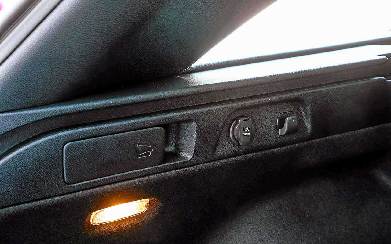 Большой тест универсалов: Ford против Kia— фото 959180