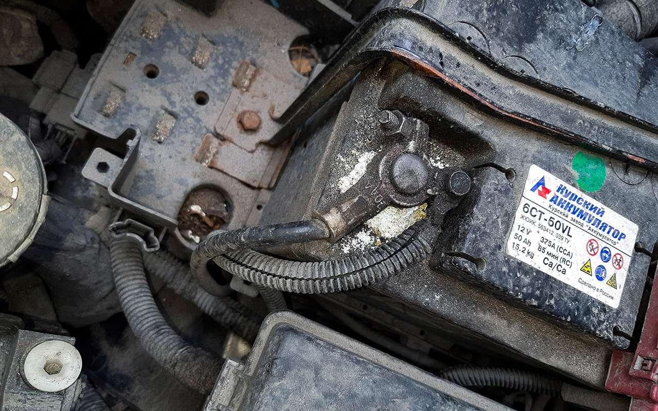 Chevrolet Cobalt после 121 000 км - список проблем - фото 1164506
