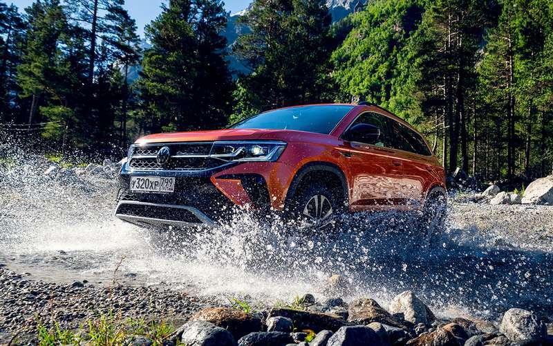 Проселок, город, трасса: где хорош и где плох VW Taos?