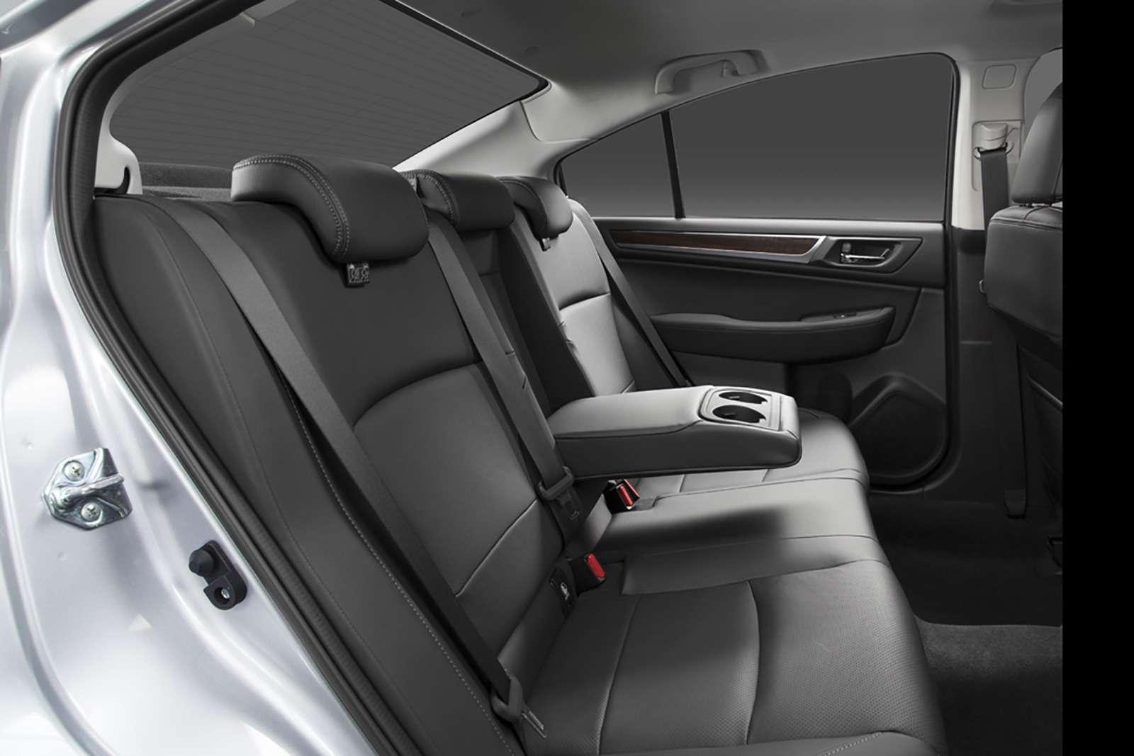 Возвращение Subaru Legacy вРоссию: первые подробности— фото 849361