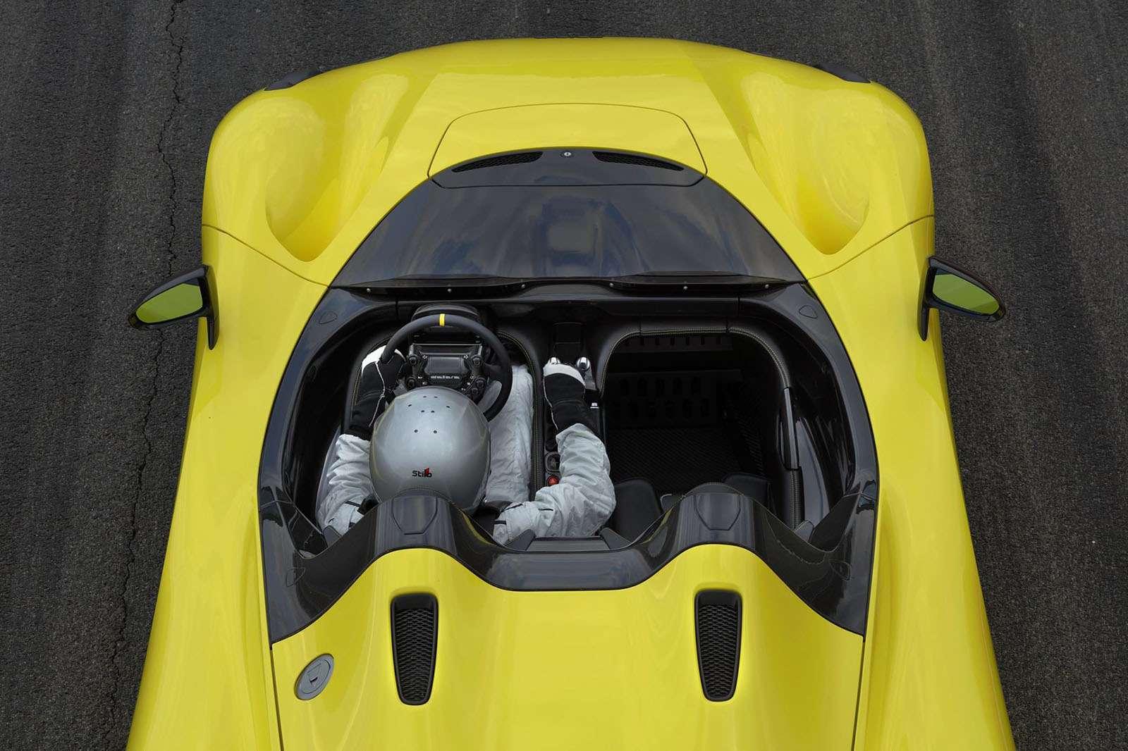 Гоночная машина надороге? Возможно итакое: Dallara выпустит спорткар— фото 816901