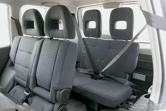 Тест Ford Explorer, Mitsubishi Pajero, Nissan Pathfinder. Ровесники века— фото 57024