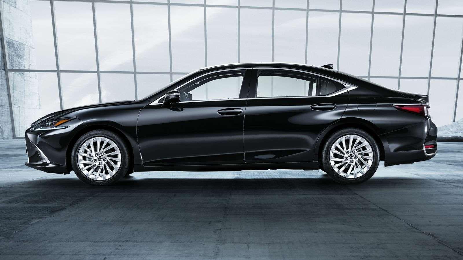 Новый Lexus ES: без полного привода итурбомоторов— фото 865655
