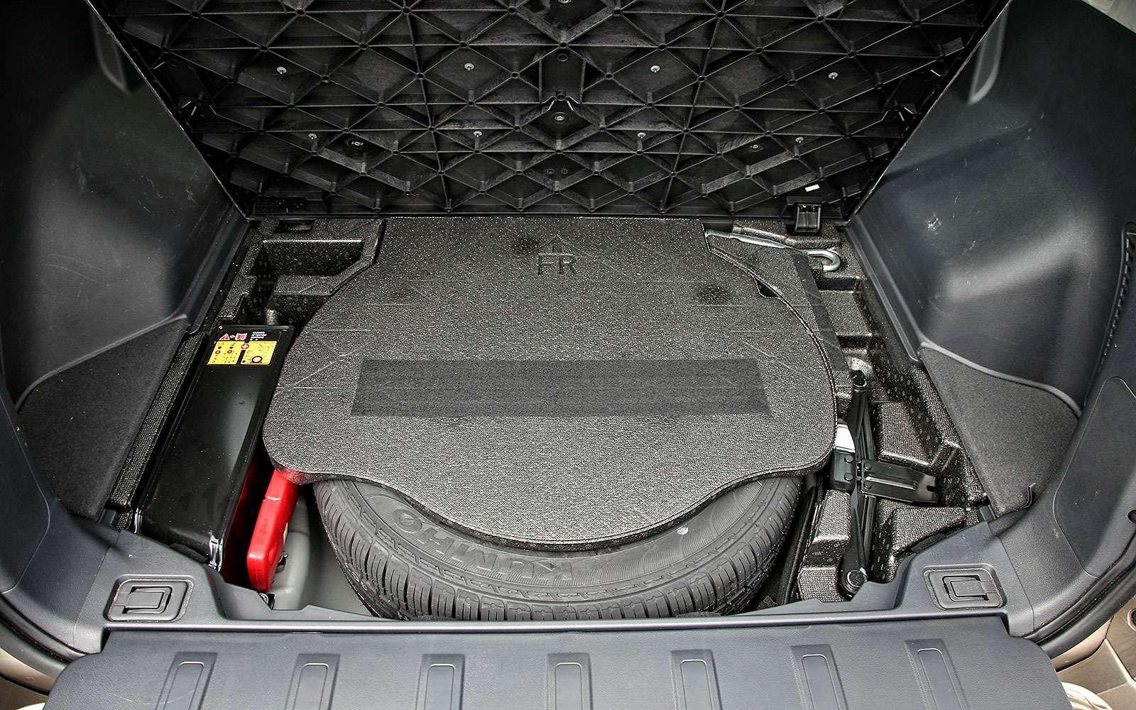 Чемновый Renault Koleos лучше старого— фото 763902