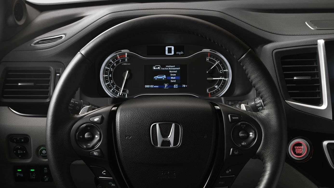 Honda привезет новое поколение Pilot вРоссию кзиме— фото 383110
