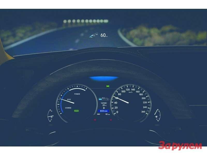 Lexus GSHUD colour v2