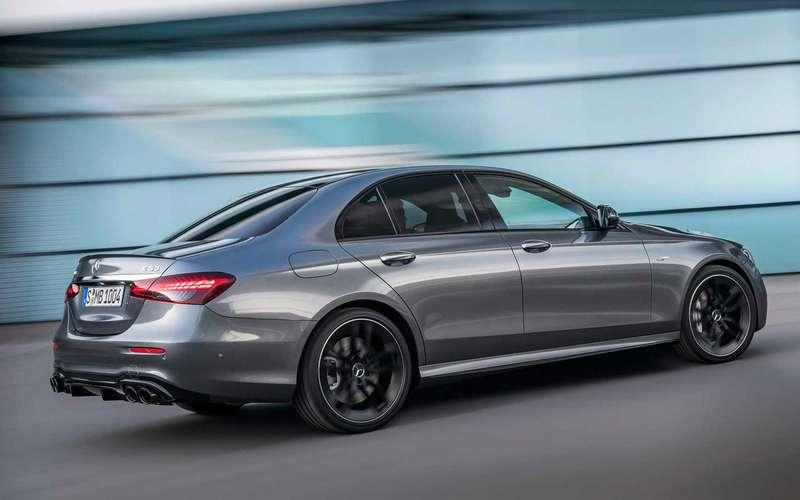 Mercedes-Benz представил обновленный E-класс