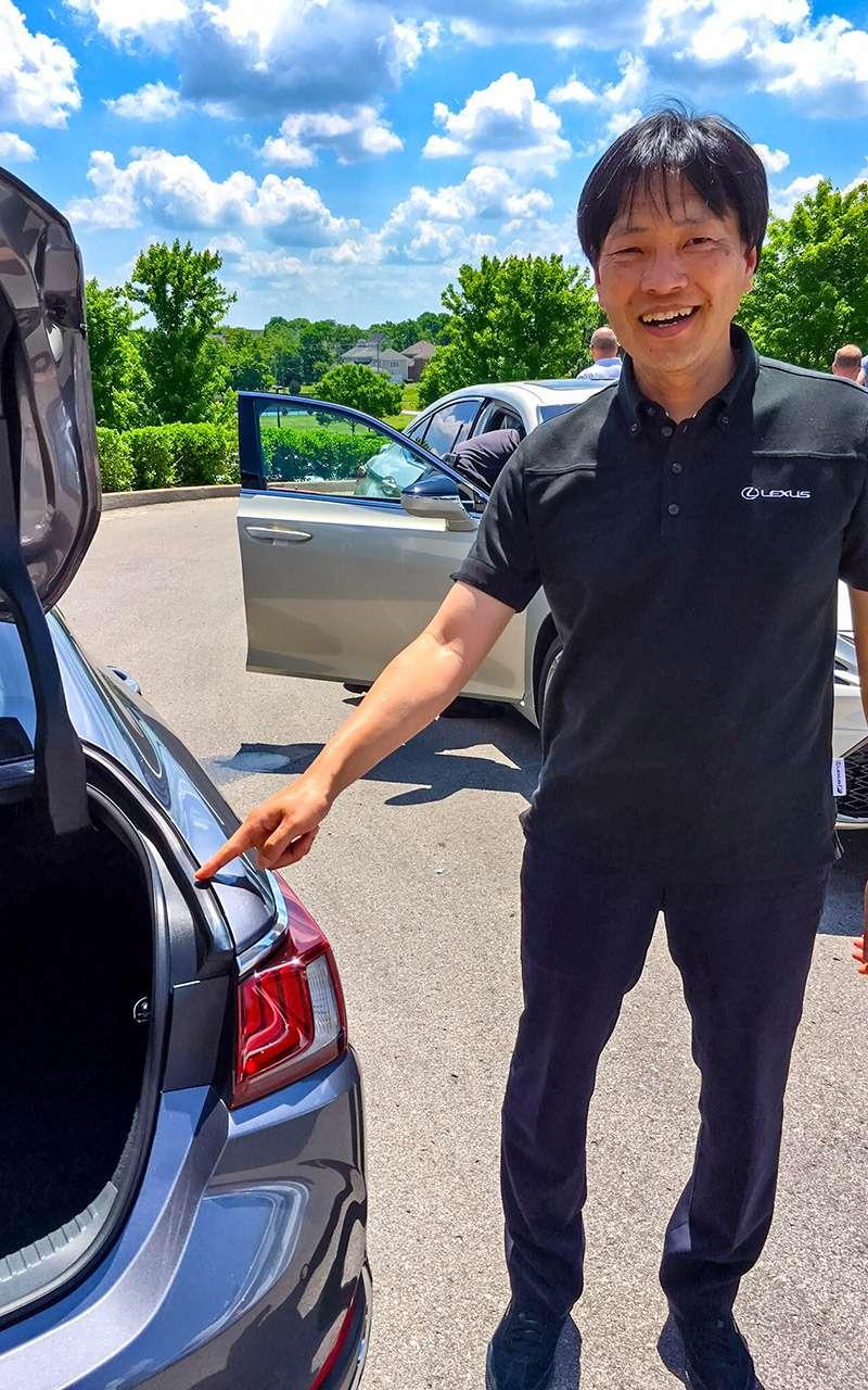 Новый Lexus ES— тест самых «вкусных» модификаций— фото 892664