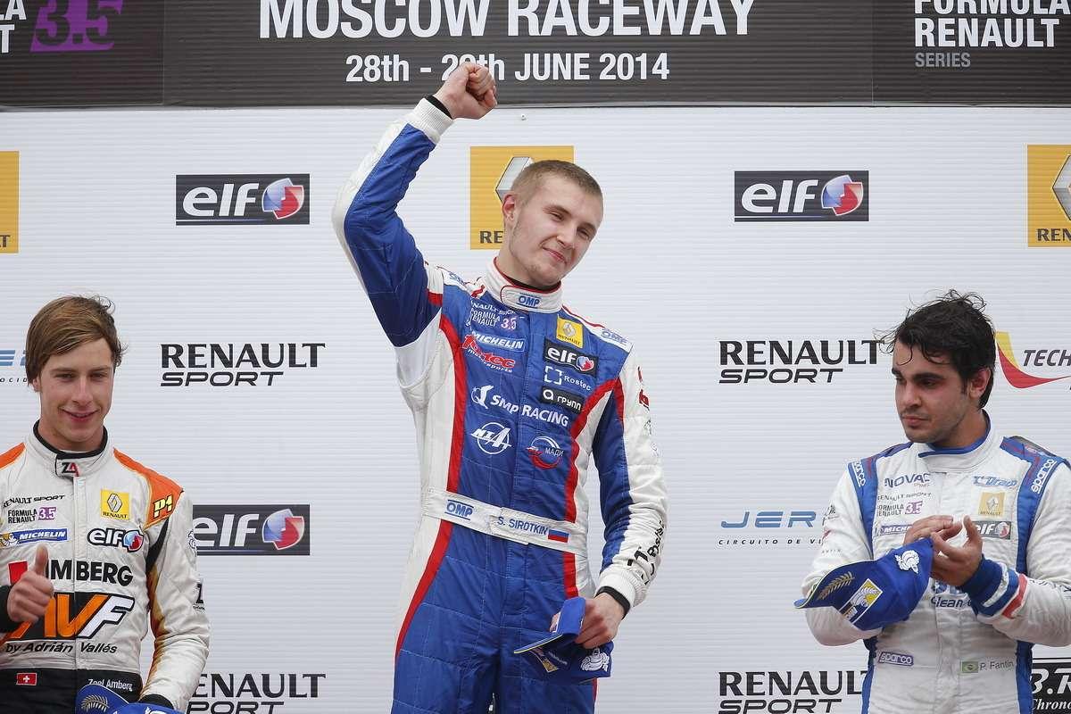 AUTO— WSR MOSCOW RACEWAY 2014