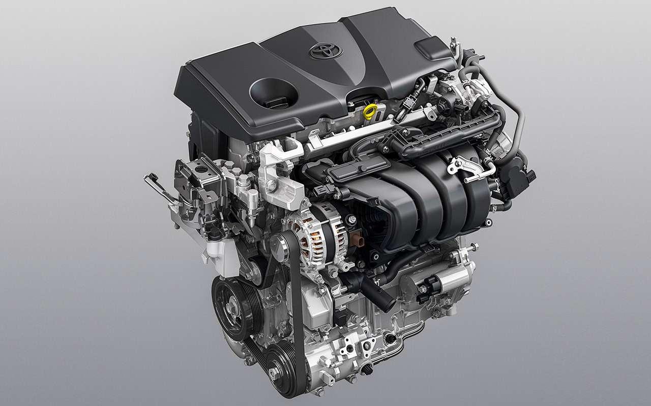 Toyota Camry 2021: все ее изменения - фото 1252870