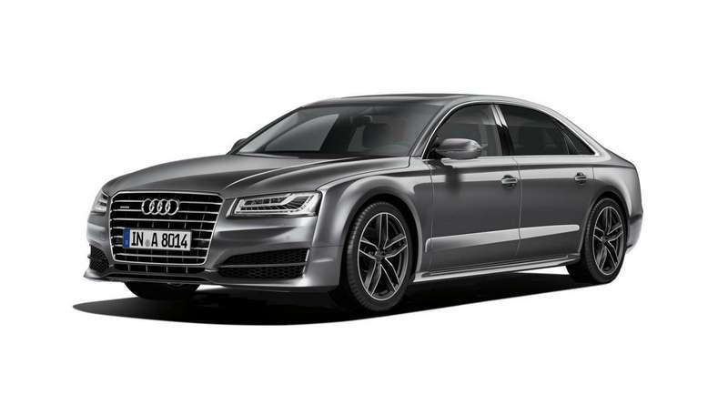 2016 Audi A8Edition 21
