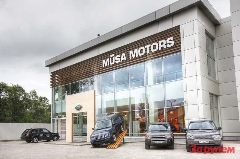 Musa Motors Balashiha
