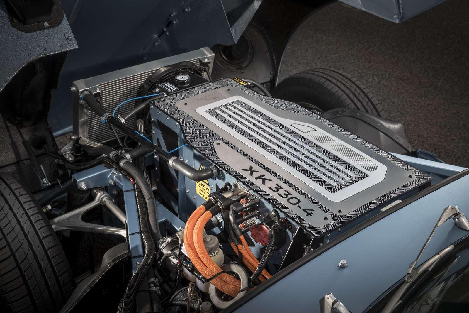 Jaguar Land Rover электрифицирует все свои модели с2020 года— фото 791858