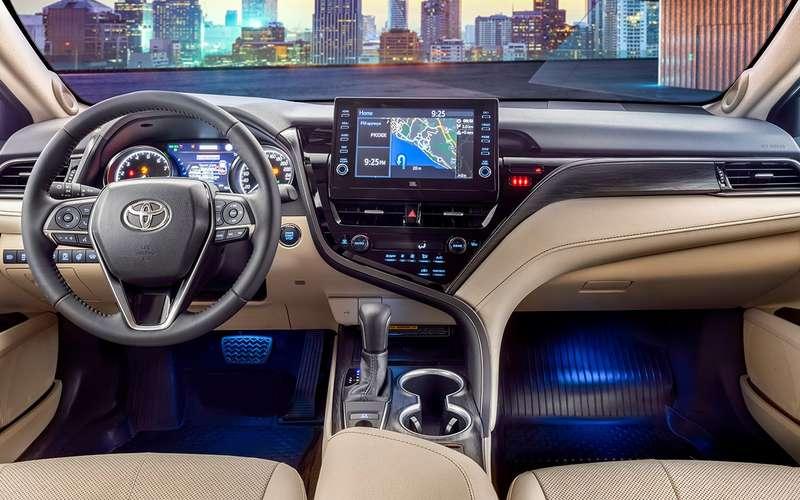 Toyota Camry 2021: все ееизменения