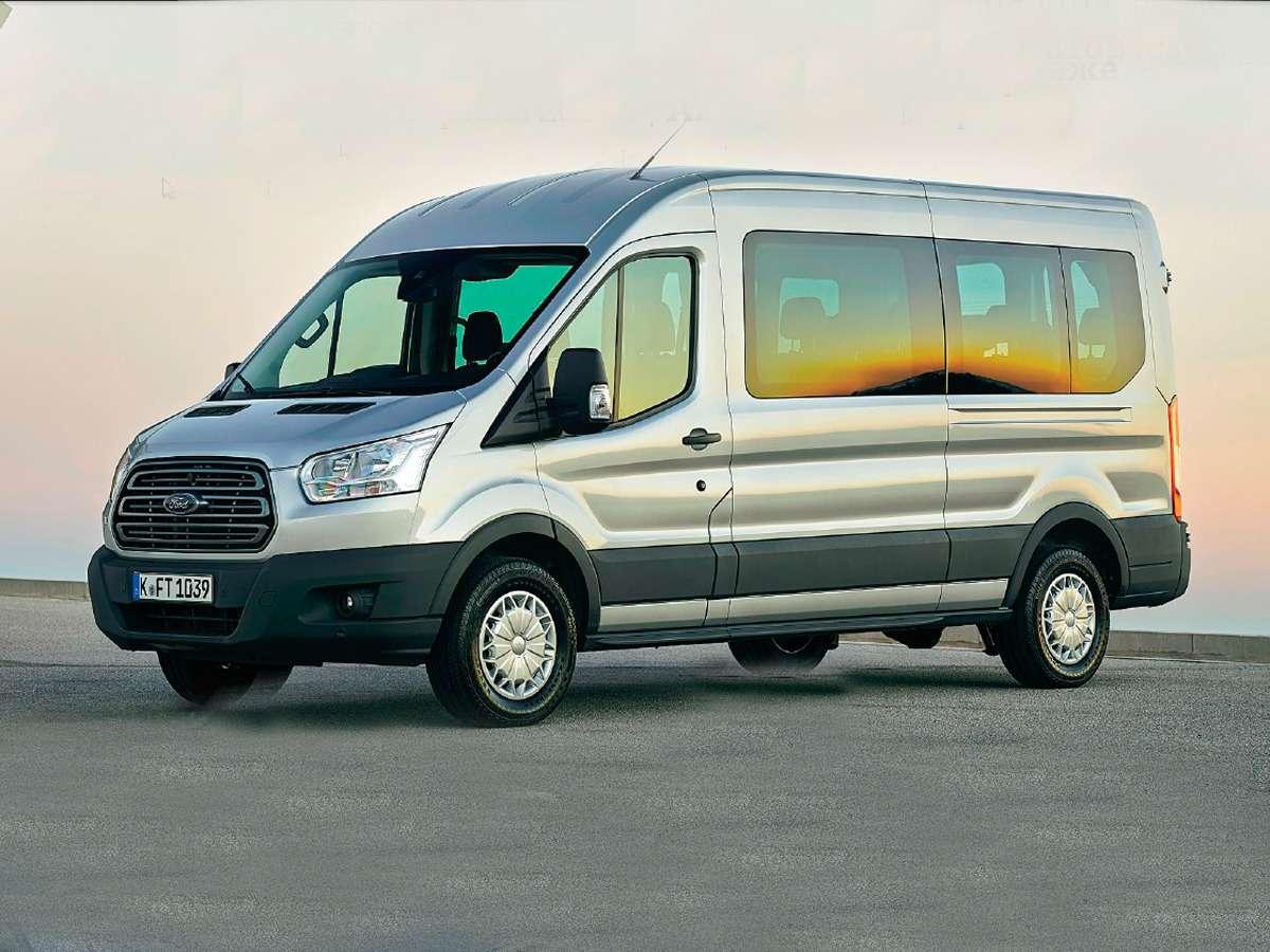 Ford Transit: хозяйским взглядом— фото 264672