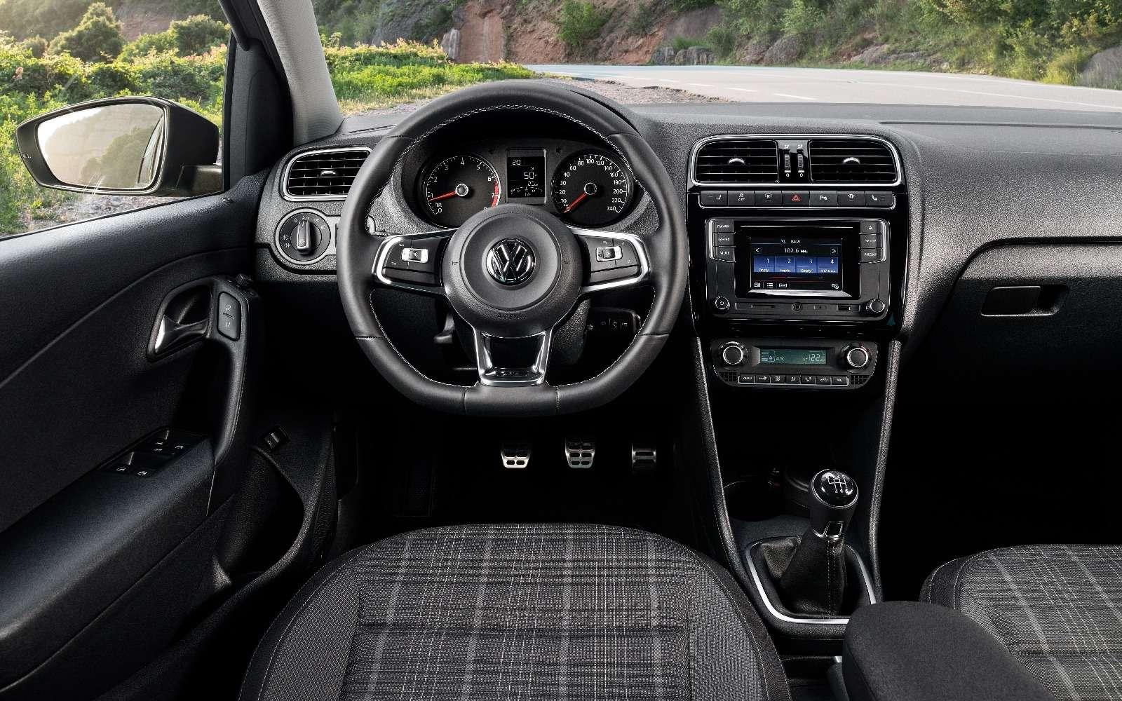 Российский Volkswagen Polo GT: полосок навсех нехватит!— фото 592185