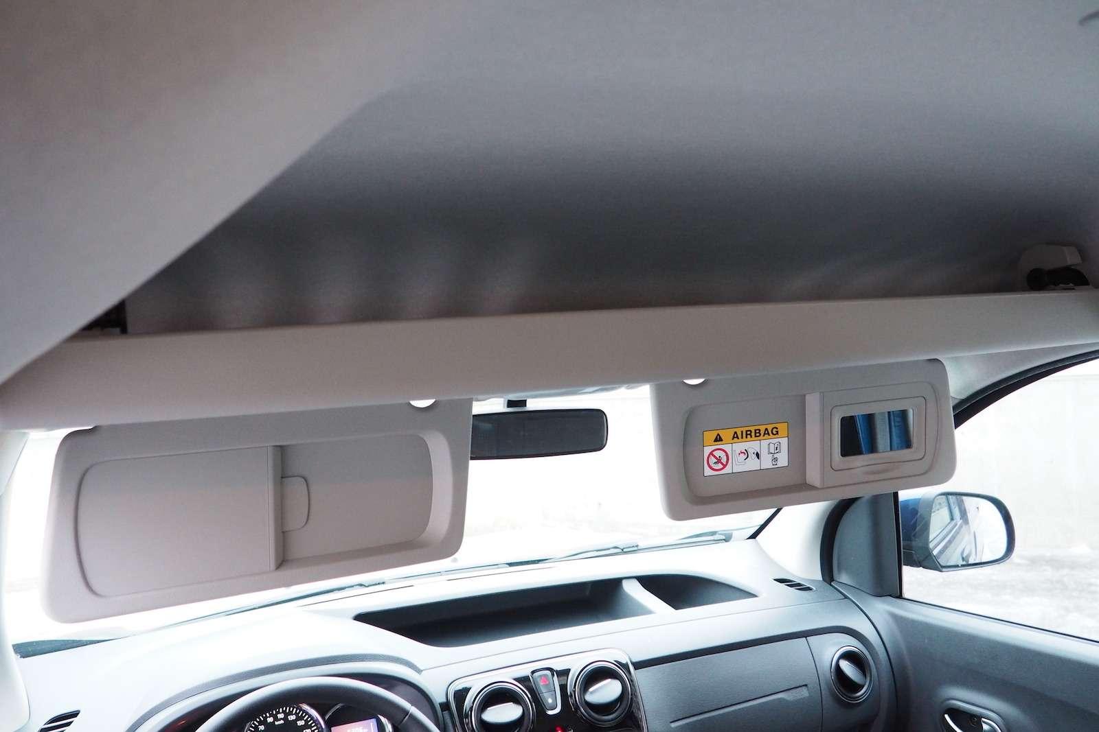 Renault Dokker— первый тест ипервые вопросы— фото 825734